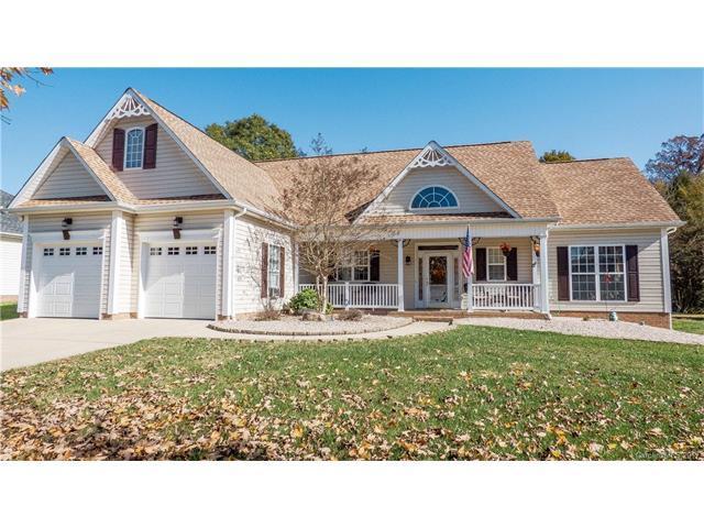 3631 Cedar Springs Drive, Concord, NC 28027 (#3337844) :: Team Honeycutt
