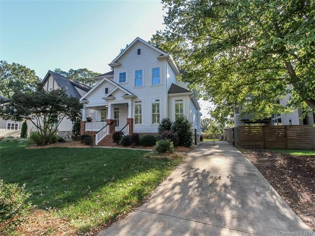 416 Mcdonald Avenue, Charlotte, NC 28203 (#3337867) :: The Temple Team