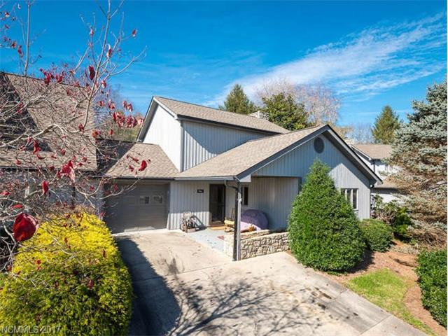 126 Kyfields Drive, Weaverville, NC 28787 (#3337900) :: Miller Realty Group