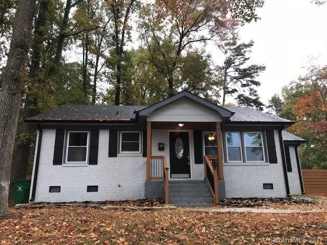 4121 Abbeydale Drive, Charlotte, NC 28205 (#3337993) :: Exit Mountain Realty