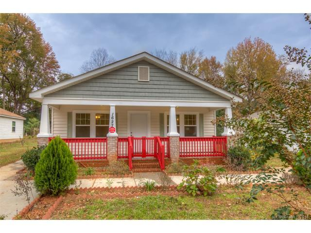1627 Dodge Avenue, Charlotte, NC 28208 (#3338080) :: LePage Johnson Realty Group, Inc.