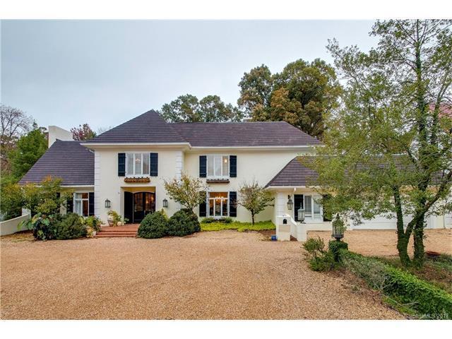 3610 Columbine Circle, Charlotte, NC 28211 (#3338454) :: Charlotte's Finest Properties