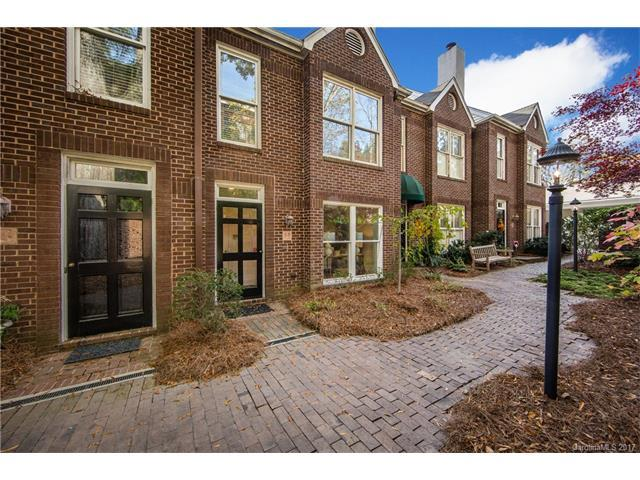 2220 Roswell Avenue H, Charlotte, NC 28207 (#3338832) :: David Hoffman Group