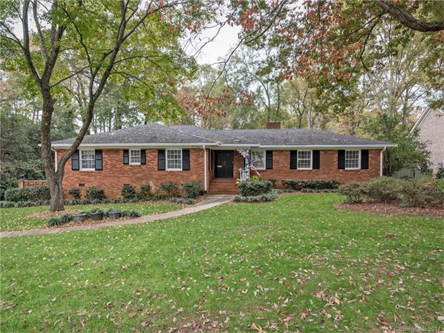 2536 Cloister Drive, Charlotte, NC 28211 (#3338839) :: Stephen Cooley Real Estate Group