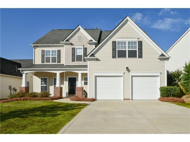 9677 Ravenscroft Lane, Concord, NC 28027 (#3338847) :: Team Honeycutt