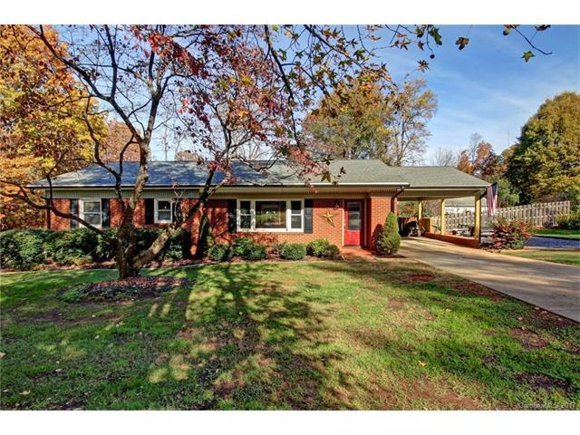 401 Coolidge Avenue, Statesville, NC 28677 (#3338920) :: Puma & Associates Realty Inc.