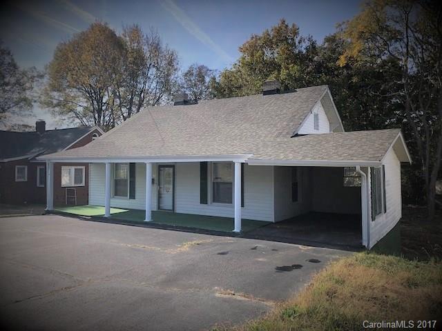 1413 Cannon Boulevard, Kannapolis, NC 28083 (#3339007) :: Team Honeycutt
