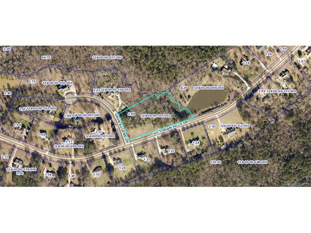 Lot #13 Victorian Hills Drive #13, Richburg, SC 29729 (#3339293) :: Exit Mountain Realty