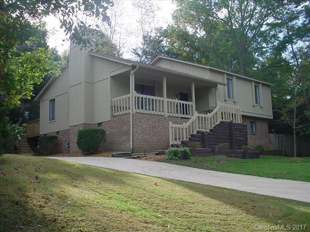 108 Creek Valley Drive, Charlotte, NC 28270 (#3339352) :: Exit Mountain Realty