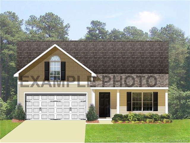 1137 Parker Street #9, Monroe, NC 28112 (#3339452) :: Century 21 First Choice