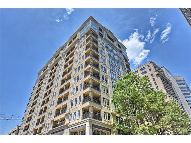 230 S Tryon Street #807, Charlotte, NC 28202 (#3339504) :: The Beth Smith Shuey Team