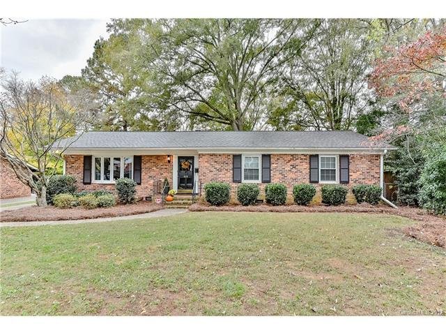 608 Gentry Place, Charlotte, NC 28210 (#3339535) :: David Hoffman Group