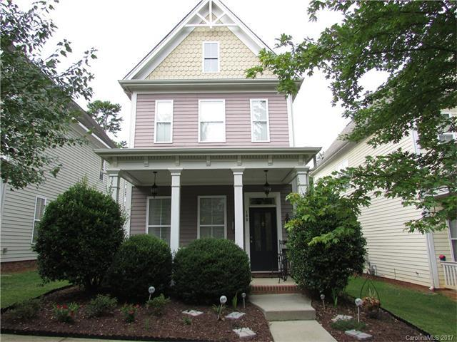 109 Kensington Street, Mooresville, NC 28117 (#3339606) :: Cloninger Properties