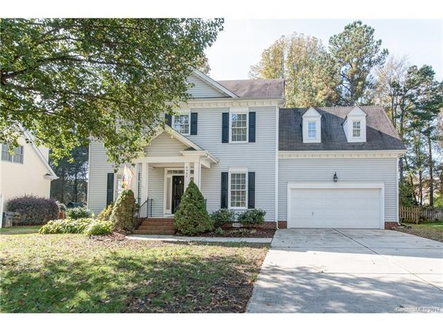 8442 Sandowne Lane, Huntersville, NC 28078 (#3339697) :: LePage Johnson Realty Group, Inc.