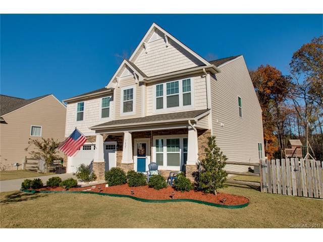 7427 Edgefield Court, Matthews, NC 28104 (#3339717) :: Puma & Associates Realty Inc.
