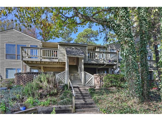 1612 Sharon Road W #60, Charlotte, NC 28210 (#3339752) :: Stephen Cooley Real Estate Group
