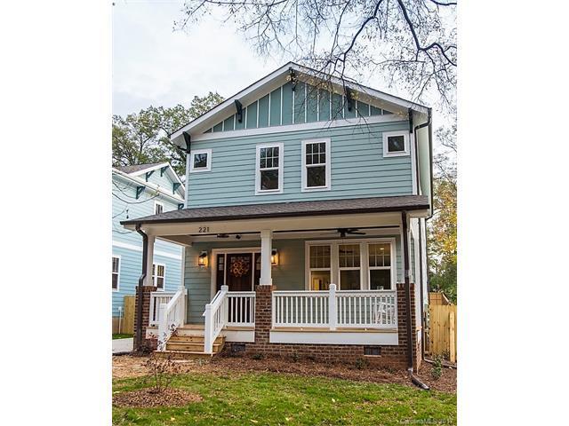 221 Coxe Avenue, Charlotte, NC 28208 (#3339849) :: The Beth Smith Shuey Team