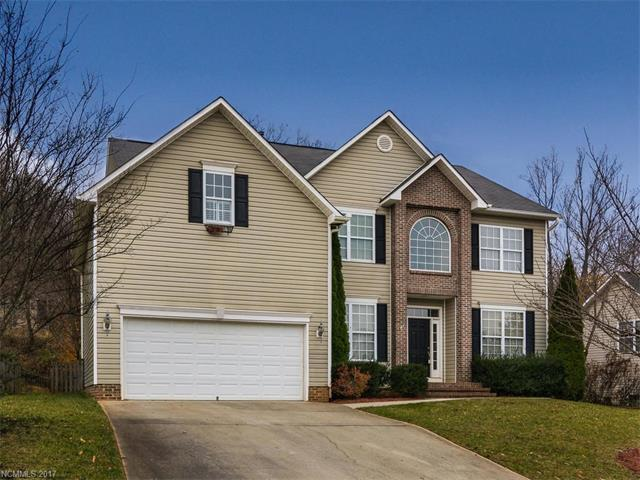 39 Yorktown Circle, Arden, NC 28704 (#3339863) :: Stephen Cooley Real Estate Group