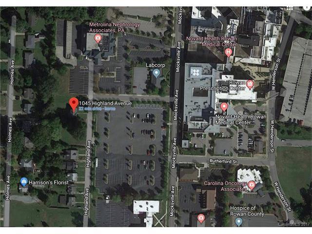 1045 Highland Avenue 10 & 11, Salisbury, NC 28144 (#3340087) :: Rinehart Realty