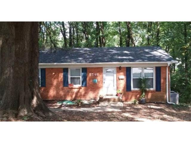 1541 Westdale Drive, Charlotte, NC 28208 (#3340109) :: Leigh Brown and Associates with RE/MAX Executive Realty