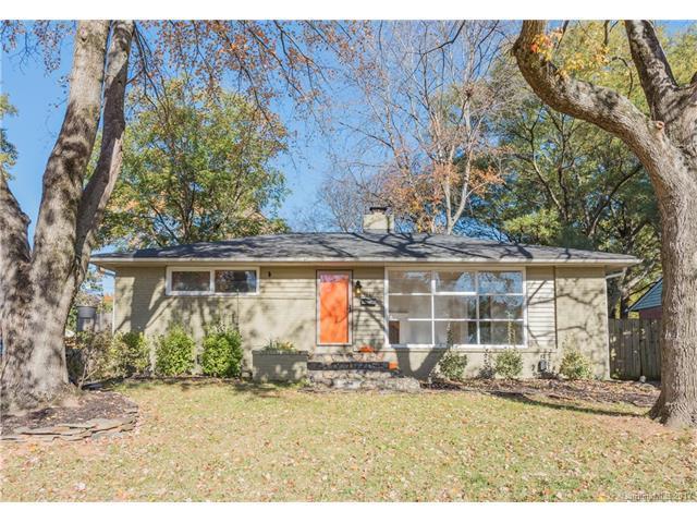 513 Inwood Drive, Charlotte, NC 28209 (#3340154) :: Century 21 First Choice