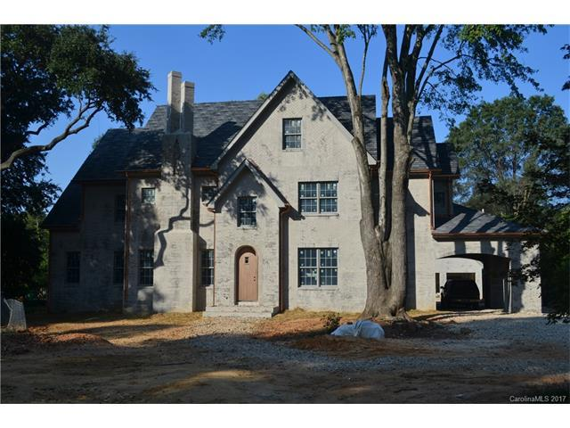 3912 Arbor Way, Charlotte, NC 28211 (#3340208) :: Berry Group Realty