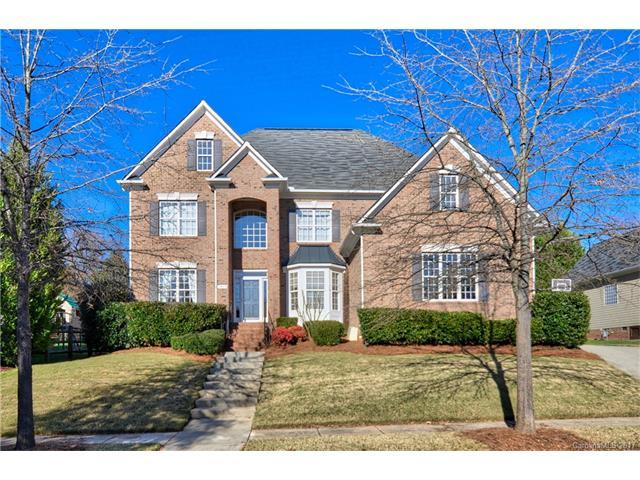 7815 Garnkirk Drive, Huntersville, NC 28078 (#3340252) :: High Performance Real Estate Advisors