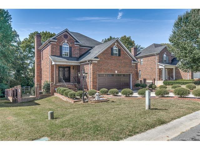 3620 Trappers Run Drive, Matthews, NC 28105 (#3340283) :: The Beth Smith Shuey Team
