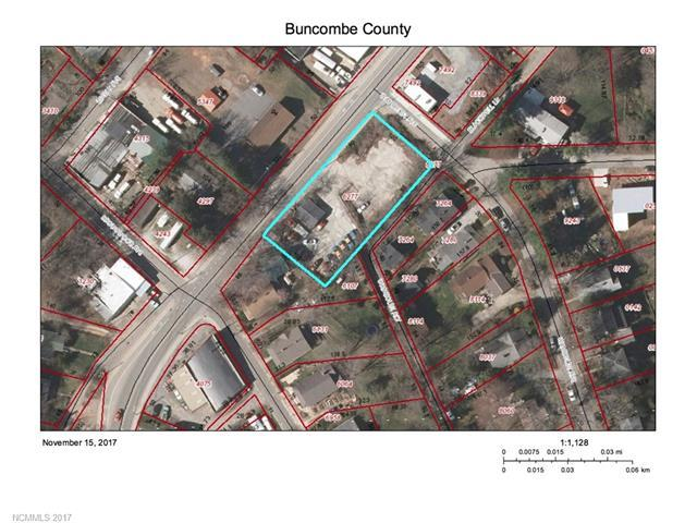 194 Haywood Road 78-81 & ADJ LOT, Asheville, NC 28806 (#3340358) :: Keller Williams Biltmore Village