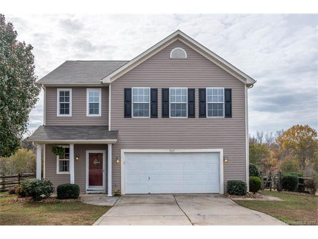 943 Rocky Meadows Lane, Concord, NC 28025 (#3340395) :: Carlyle Properties
