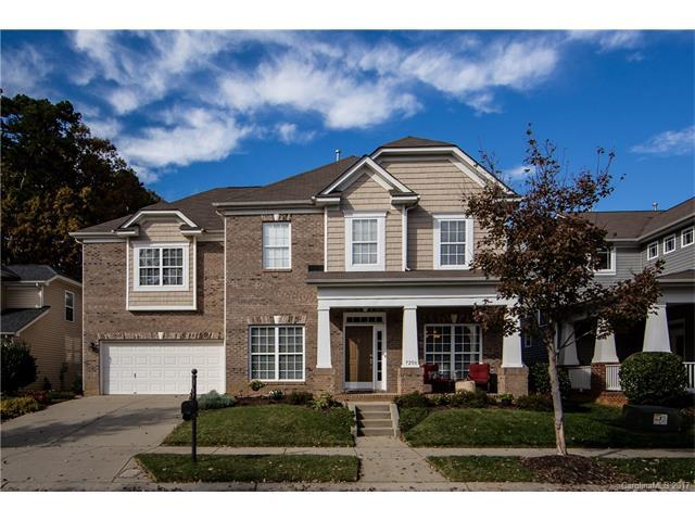 7206 Chaddsley Drive #31, Huntersville, NC 28078 (#3340399) :: Besecker Homes Team