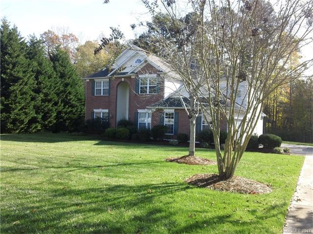 7206 Forrest Rader Drive, Mint Hill, NC 28227 (#3340564) :: Rinehart Realty
