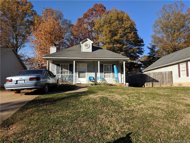 1611 Dendy Lane, Pineville, NC 28134 (#3341110) :: Southern Bell Realty
