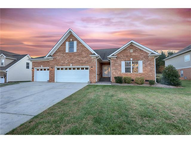 124 Quail Haven Drive, Troutman, NC 28166 (#3341290) :: LePage Johnson Realty Group, Inc.
