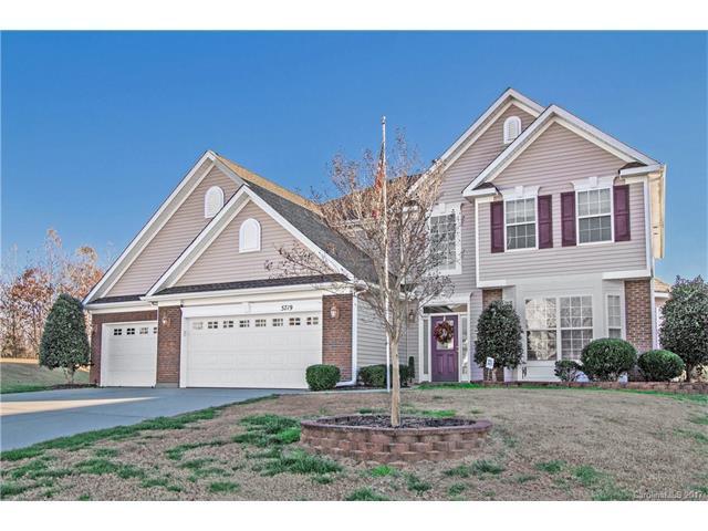 5719 Verrazano Drive, Waxhaw, NC 28173 (#3341511) :: LePage Johnson Realty Group, LLC