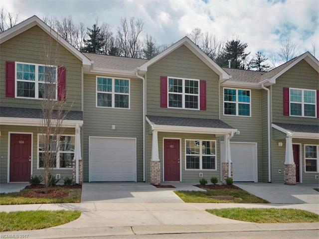 198 Alpine Ridge Drive 68 Bldg. Gs, Asheville, NC 28803 (#3341566) :: Miller Realty Group