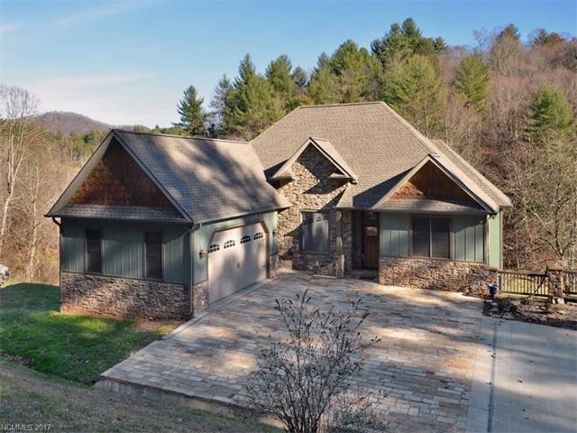 18 Arrow Cove Road #7, Weaverville, NC 28787 (#3341908) :: LePage Johnson Realty Group, LLC