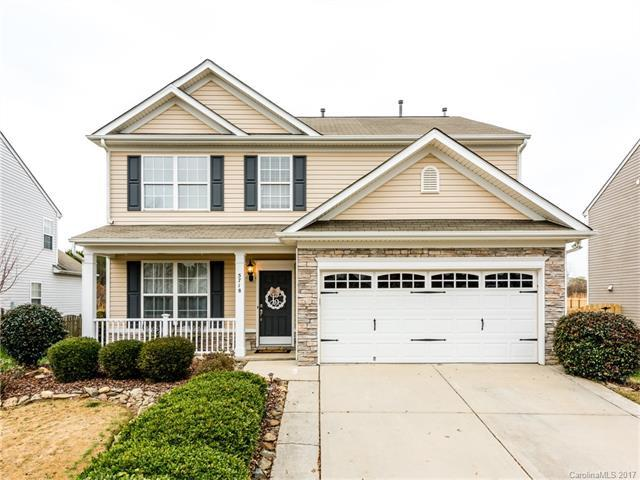 5718 Lindley Crescent Drive, Indian Trail, NC 28079 (#3341971) :: Southern Bell Realty