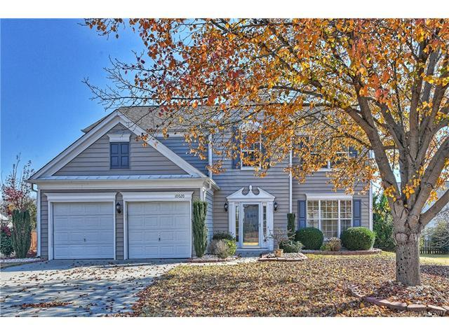 10020 Heatherly Court, Charlotte, NC 28277 (#3342114) :: Berry Group Realty