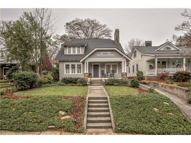 2016 Charlotte Drive, Charlotte, NC 28203 (#3342334) :: Berry Group Realty