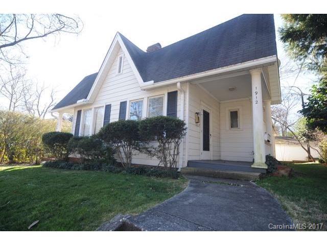 1912 Bay Street, Charlotte, NC 28204 (#3342337) :: SearchCharlotte.com