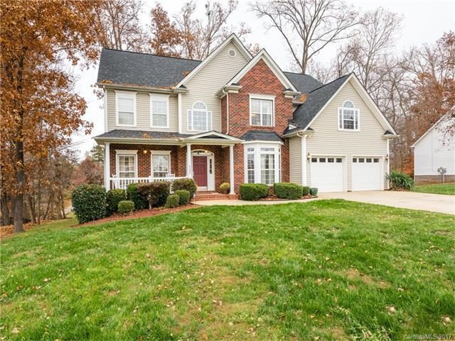 6121 Crown Hill Drive, Mint Hill, NC 28227 (#3342400) :: The Elite Group