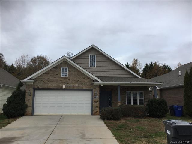 112 Aberdeen Drive #5, Troutman, NC 28166 (#3342449) :: LePage Johnson Realty Group, Inc.