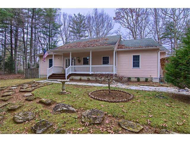 277 Cimmaron Drive, Pisgah Forest, NC 28768 (#3342714) :: The Sarver Group