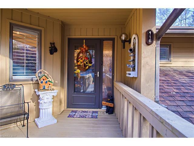 116 Live Oak Lane, Hendersonville, NC 28791 (#3342740) :: Miller Realty Group