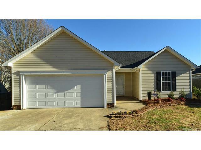 4621 Hampton Chase Drive, Concord, NC 28027 (#3342835) :: Team Honeycutt