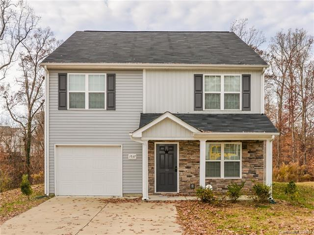 1937 Carpenter Cabin Drive, Charlotte, NC 28216 (#3343036) :: Cloninger Properties