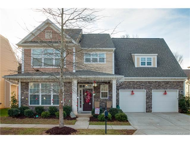 17231 Caldwell Track Drive, Huntersville, NC 28078 (#3343176) :: High Performance Real Estate Advisors