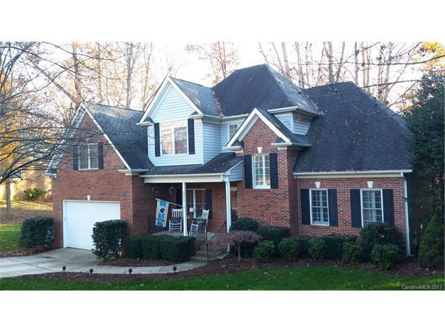 9027 Magnolia Estates Drive, Cornelius, NC 28031 (#3343189) :: Exit Mountain Realty