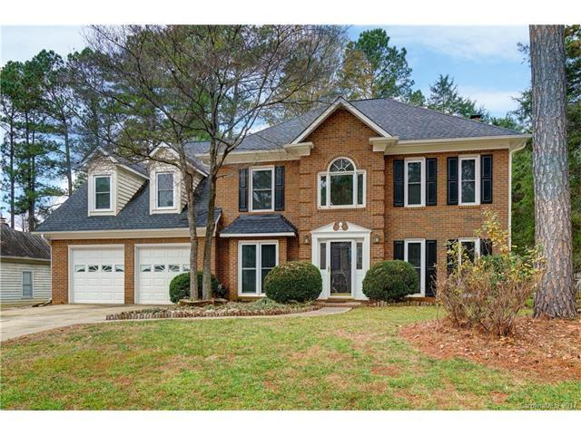 8523 Flanagan Court, Huntersville, NC 28078 (#3343244) :: LePage Johnson Realty Group, Inc.